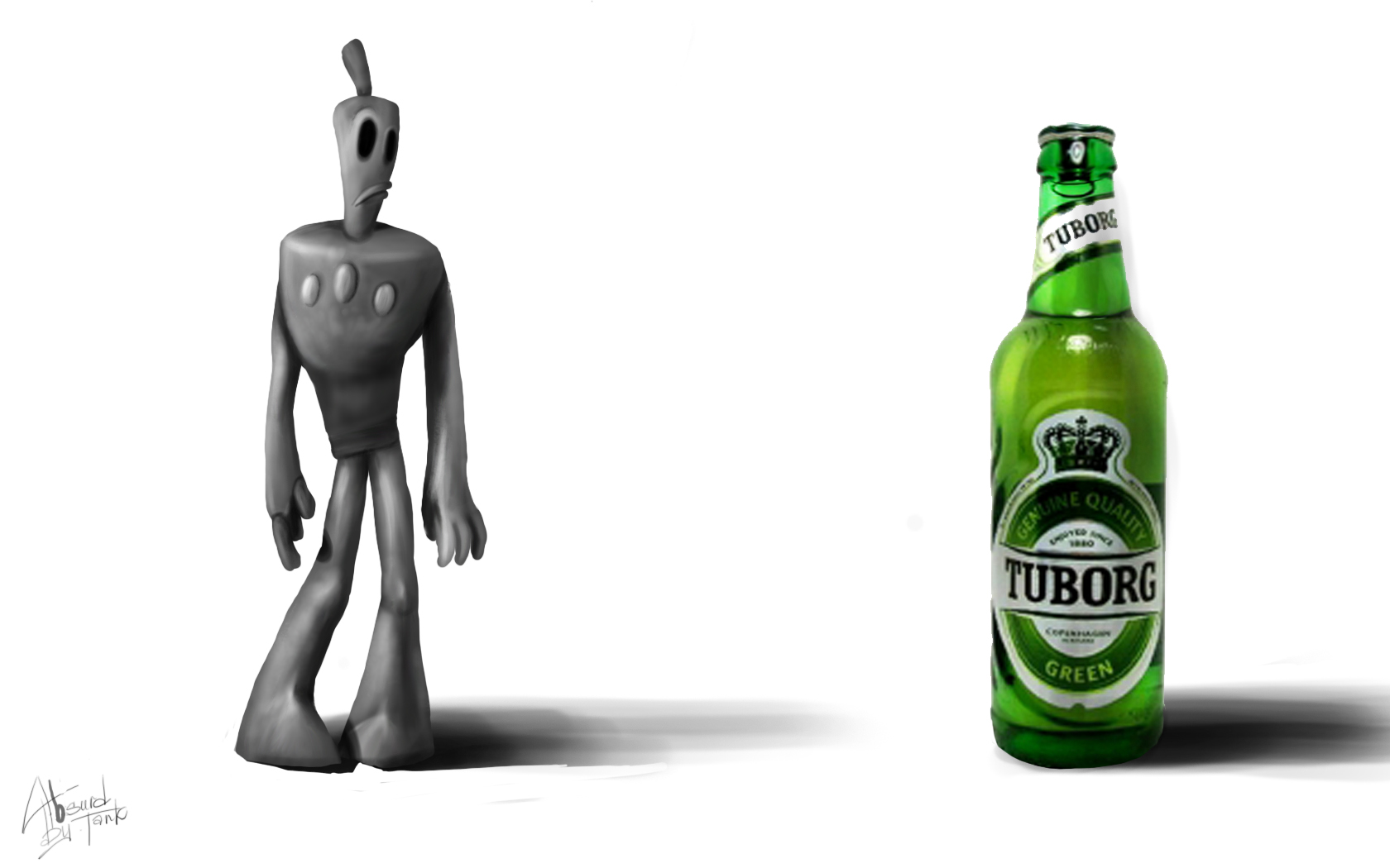 Обои Tuborg 26