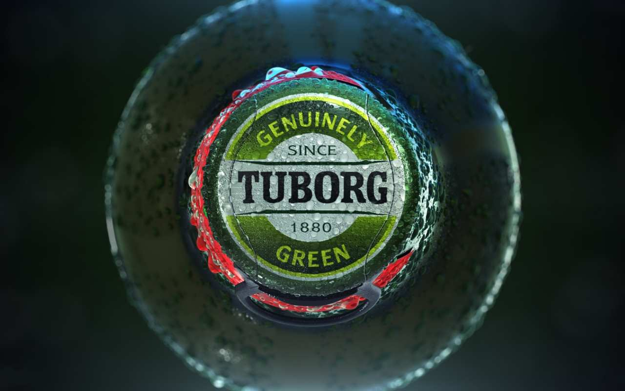 Обои Tuborg 29