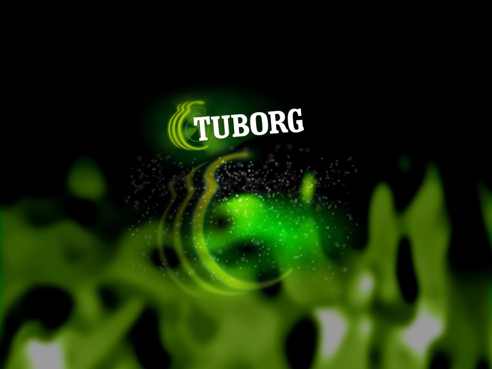 Обои Tuborg 36