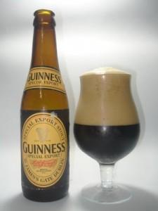 Guinness Especial Export