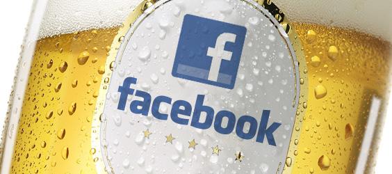 Пиво Фэйсбук