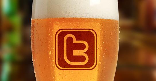 Пиво твиттер