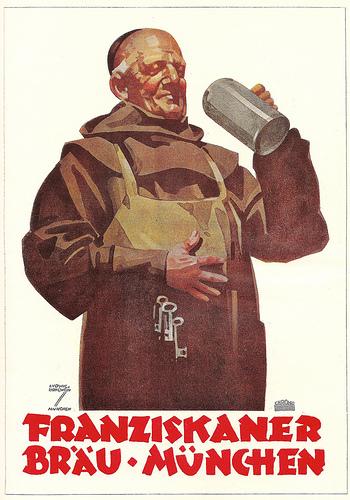 Монах францисканец