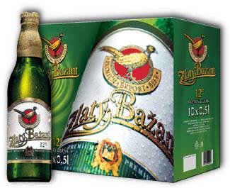 Пиво Золотой Фазан
