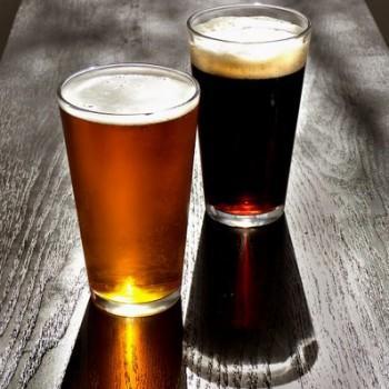 Тёмное и светлое пиво