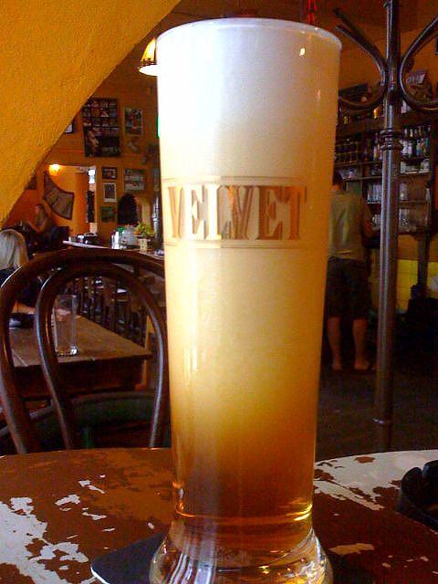 Пиво velvet