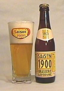 La saison 1900