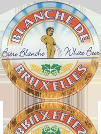 Логотип Blanche de Bruxelles