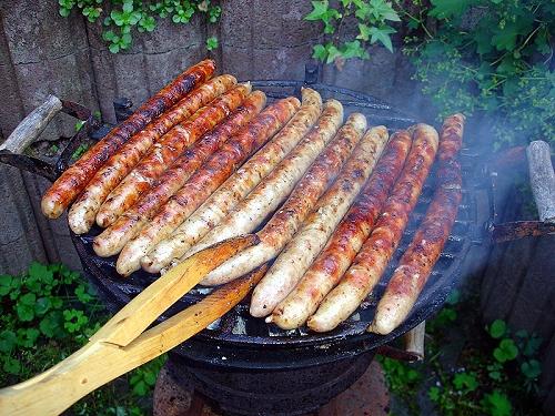 Тюрингские колбаски