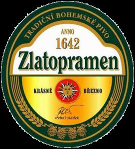 Пиво Златопрамен