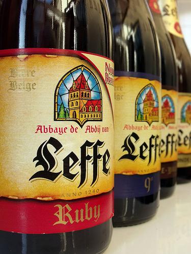 Пиво Леффе